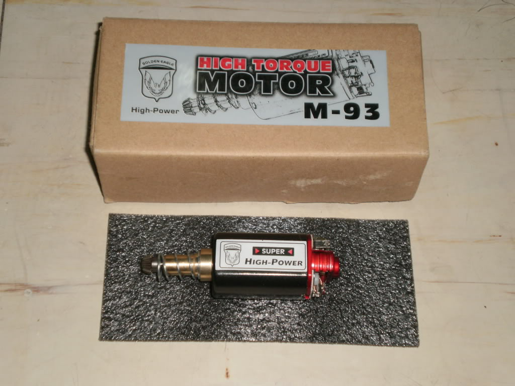 jg m93 red motor 1200php Pictures, Images and Photos