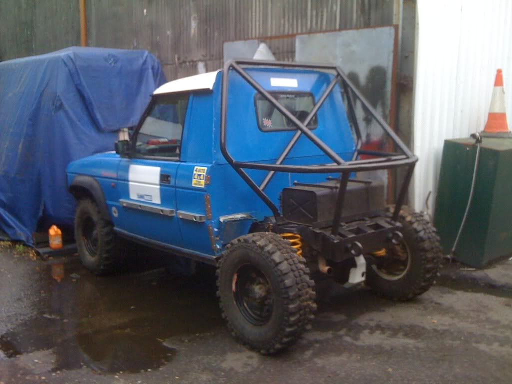 Trayback build pics. Discobuggy005-1