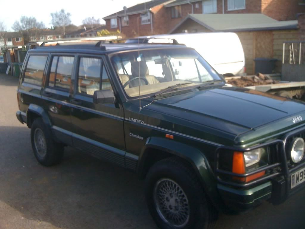 Jeep Cherokee for sale. Jeep005