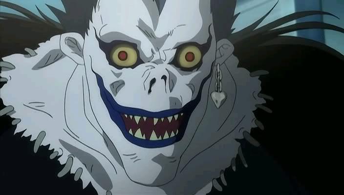 El Death Note y el  shinigamis vinculo especial 2318629899_0991efc170_o