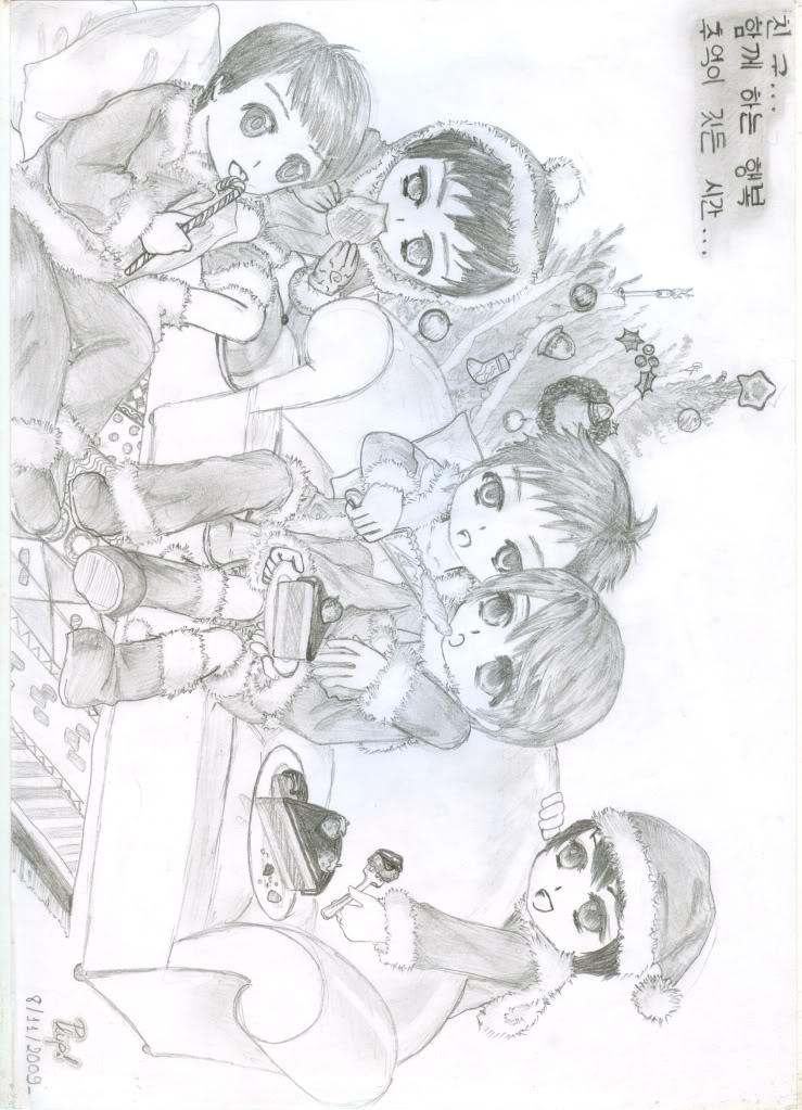 Hình manga của các nhóm nhạc Hàn Scan0003