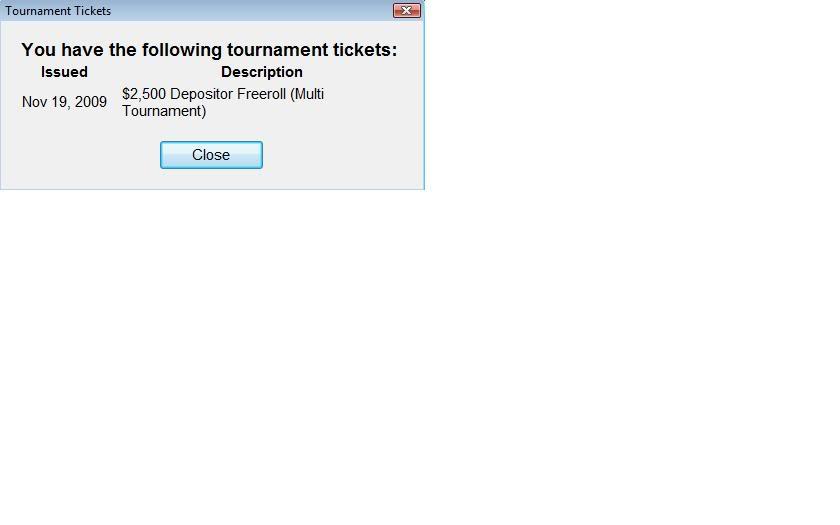 PokerStars Big $500,000 Depositors Freeroll Promo! Check it out! PokerStarsNewPromoConfirmationfor25