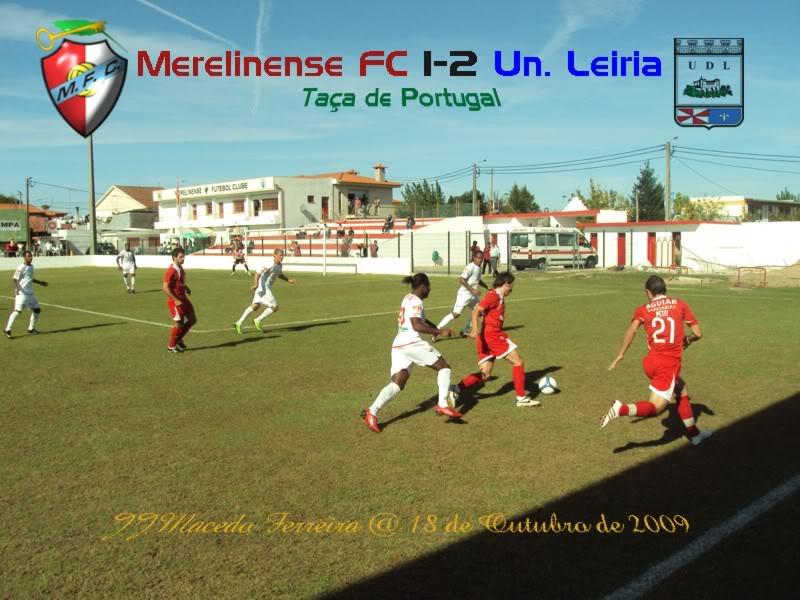 Merelinense 1-2 U. Leiria Taaleiria