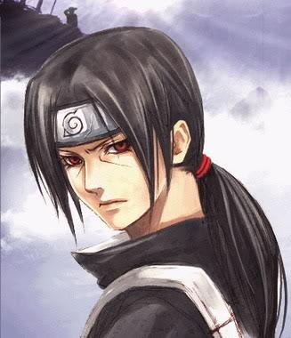 Anime Pictures Itachi001