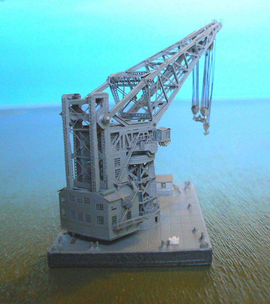MARE ISLAND NAVAL SHIP YARD  1/700 P1040557