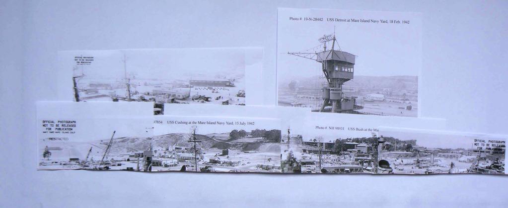 MARE ISLAND NAVAL SHIP YARD  1/700 - Page 4 Proto1