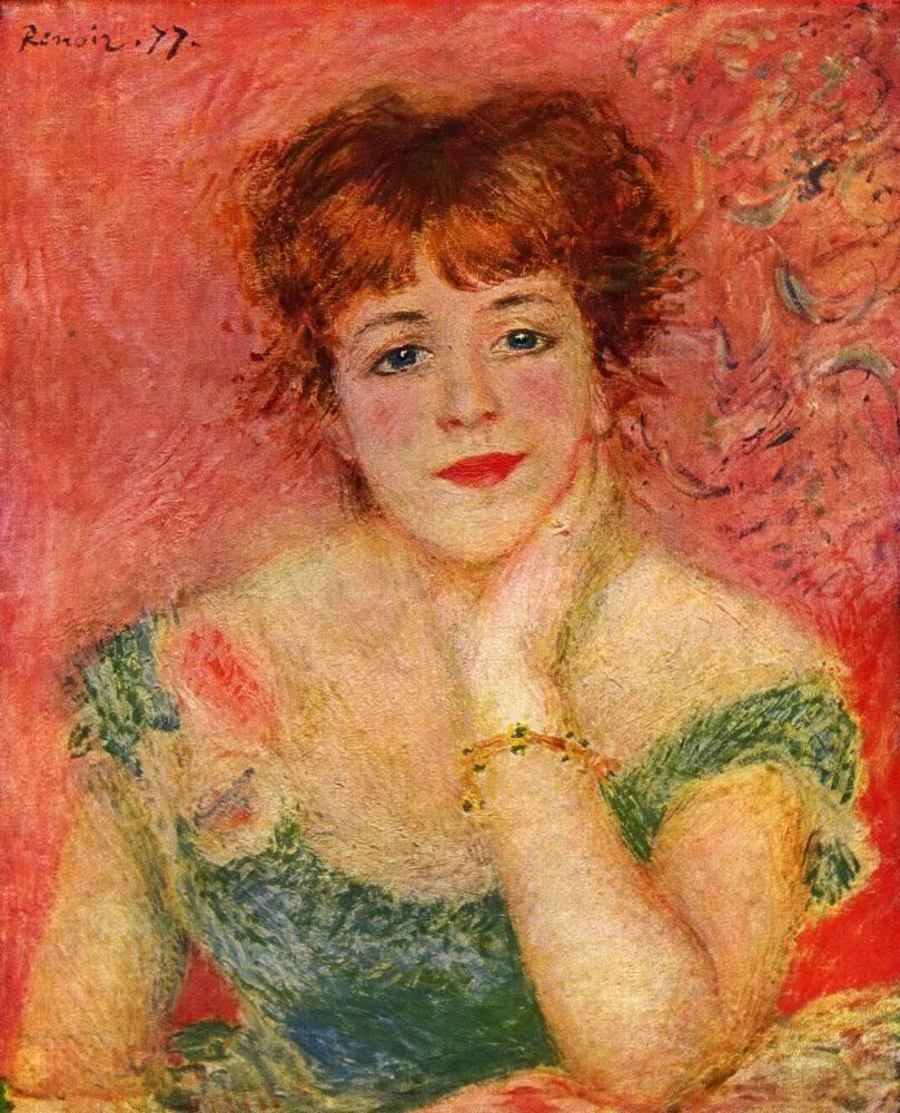 """""""Боль уходит, а красота остается..."""" Pierre-Auguste_Renoir_096"""