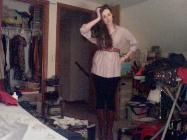 raided dad's closet! Photoon2011-03-09at2331