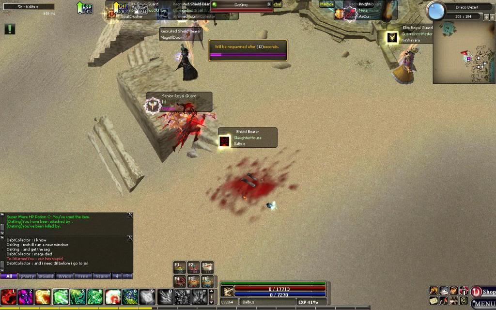 Killed By ... Dekaron2011040619h45m22s0043