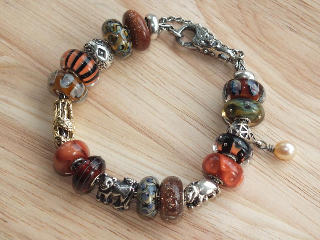 safari bracelet 0032-3