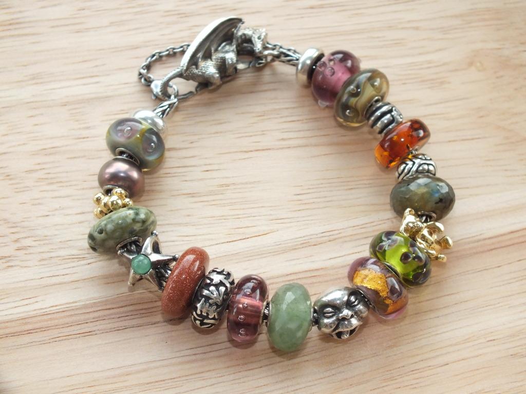 Show me your Fairybead bracelet 0508-1