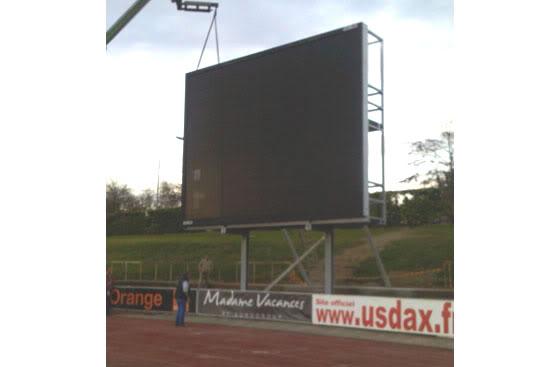 [STADE MAURICE BOYAU - DAX] Le projet de l'US Dax Panneau
