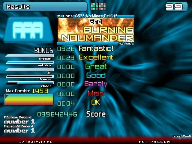 Just a couple of my MA SM scores BurningnoumanderAAA