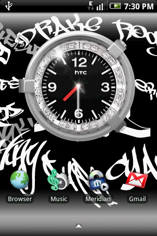 [Clock Widget Themes]Ted's Beautiful Clock Collection[Updated 8:46AM CT 8-6-09] Device