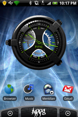 [Clock Widget Themes]Ted's Beautiful Clock Collection[Updated 8:46AM CT 8-6-09] Device5
