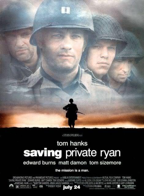 تحميل فلم Saving Private Ryan تحميل مباشر ومترجم على الميديافاير