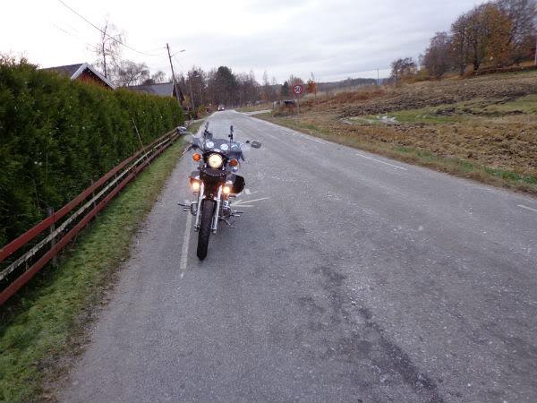 Hva har du gjort med motorsykkelen(e) din(e) i dag - tråden! - Page 3 Eidsberg-1