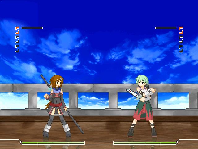 Wonderful World Stages (640x480 4.3) Mugen002-8