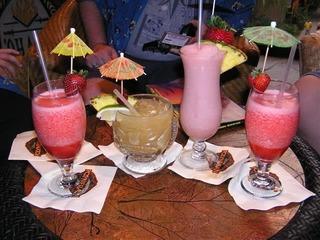 The Polynesian Resort FAQ Cocktails