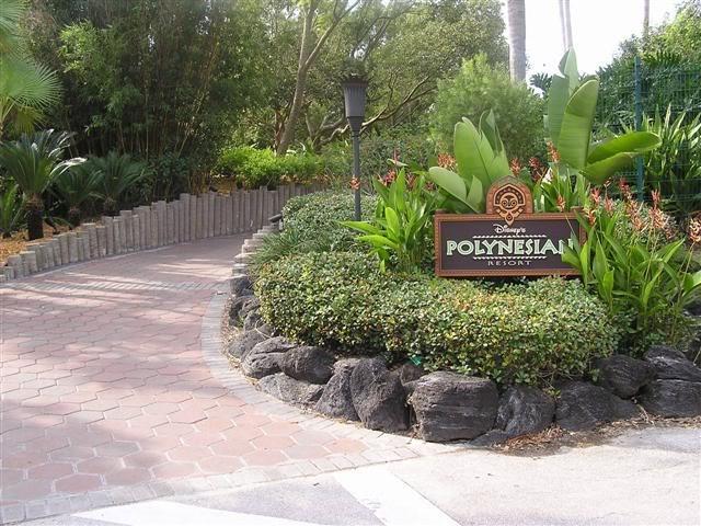 The Polynesian Resort FAQ Polysign