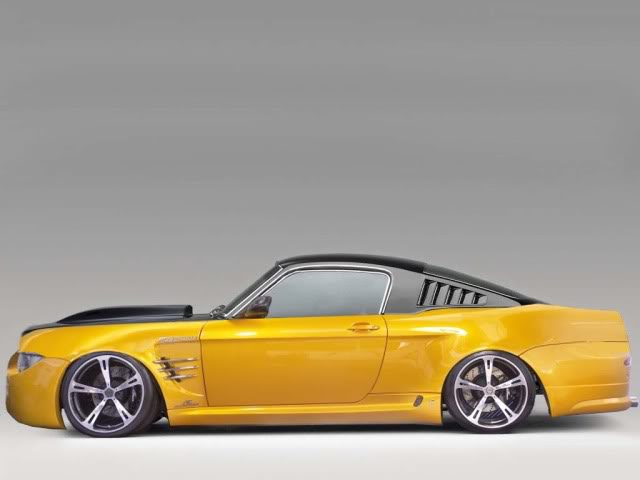 My photoshops Ford-Mustang-Camm-56-1024bmw