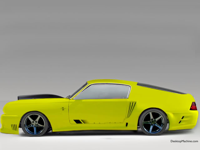 My photoshops Ford-Mustang-Cammcool2