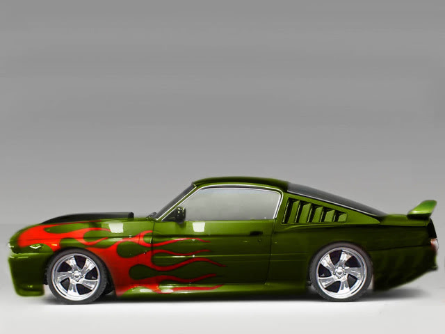 My photoshops Ford-Mustang-Cammcool3