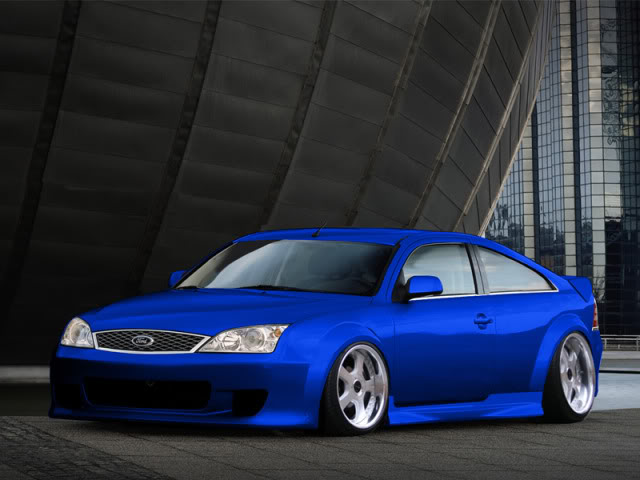 My photoshops Ford_mondeo_ZSOC
