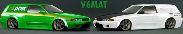 My photoshops V6matVans