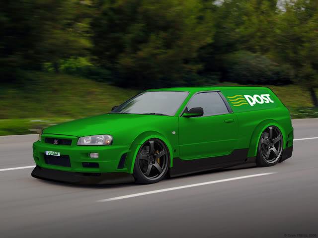 My photoshops Nissan-skyline-r34-v-spec-2