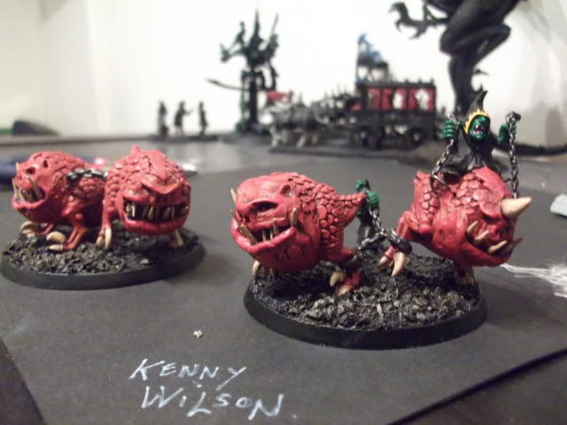 my witch hunters Manglersquigs