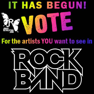 Rock Band Con Temas Jrock 300x300