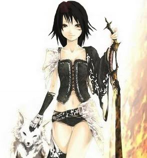 Alexandria Monroe's Gallery Picture_of_anime_girl_short_hair_feather68686