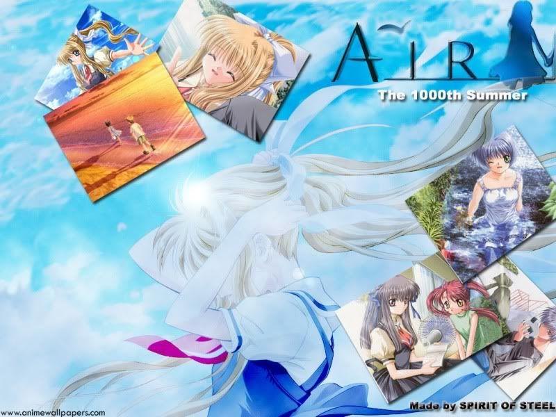 Air the 1000th summer Air