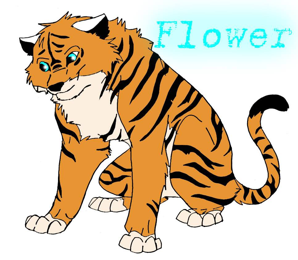 Characters of GD FlowerTheTiger