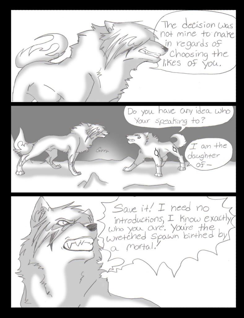 Guard Dog Comic GDC10-1