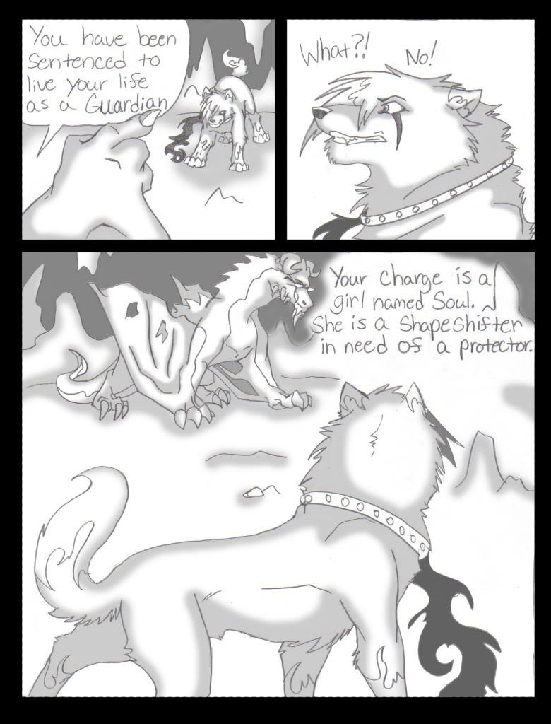 Guard Dog Comic GDC2-2