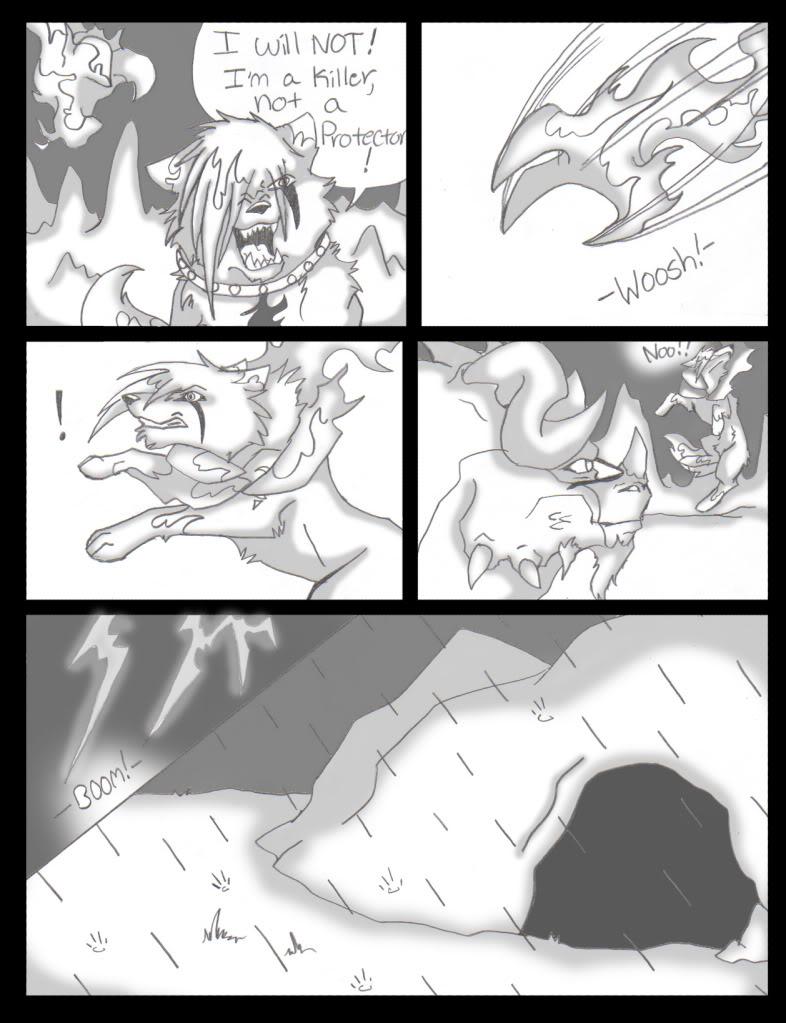 Guard Dog Comic GDC3-2