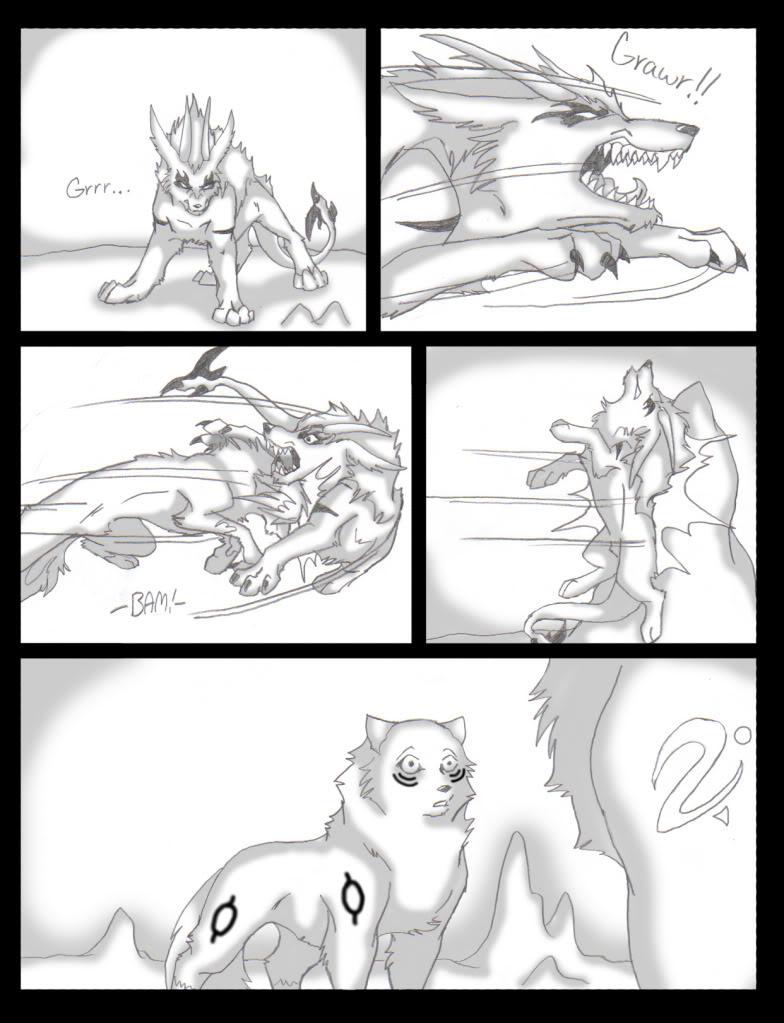 Guard Dog Comic GDC6-2