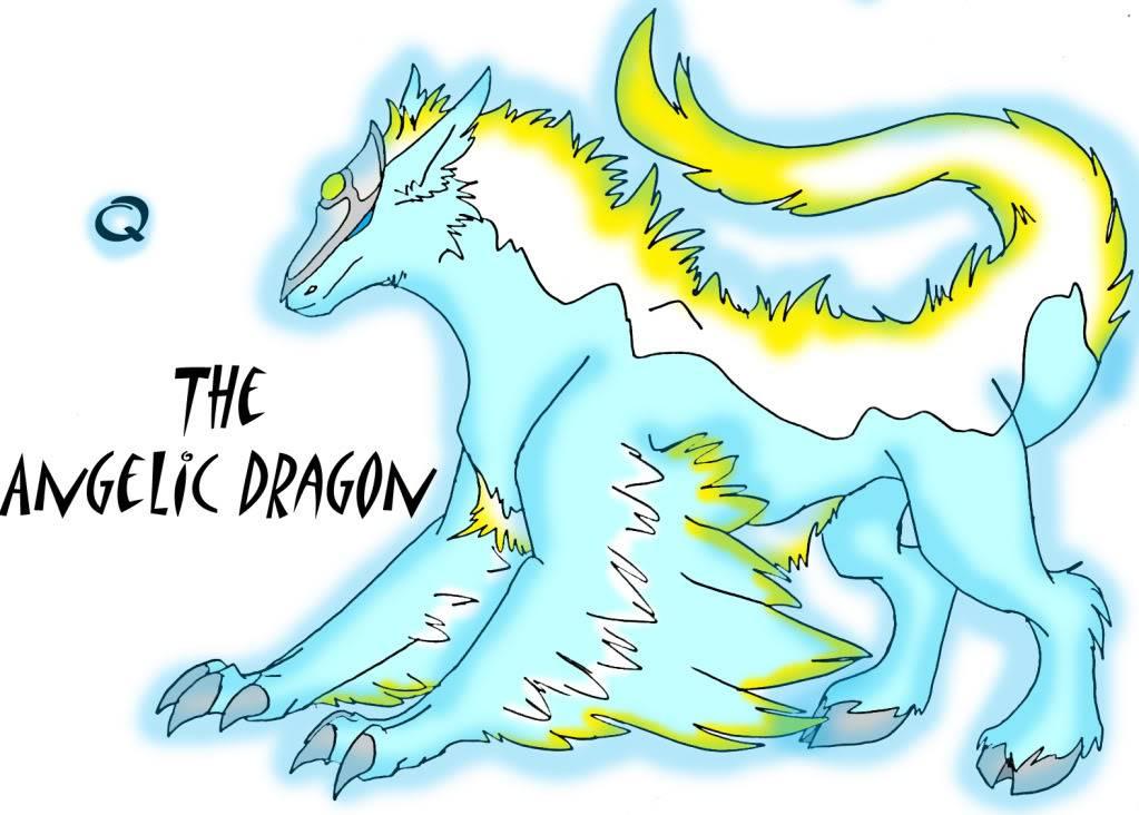 Characters of GD QTheAngelicDragon