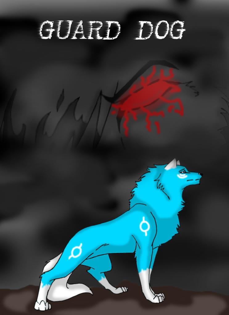 Guard Dog Comic Cover2