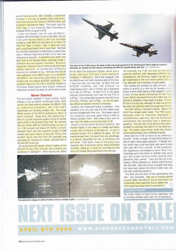 ISPITIVANJE PROTOTIPA AVIONA RF–5E U SAD 1980. GODINE ResizeofIMG_0005