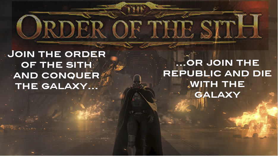 ORDER OF THE SITH