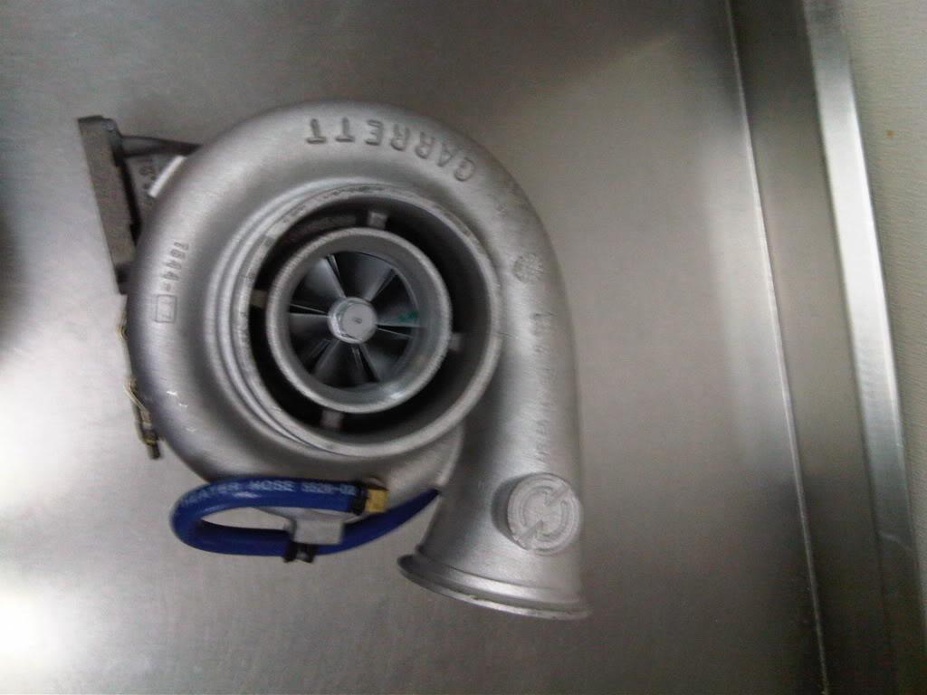 GTA42 GARRETT Turbo T6 flange 282