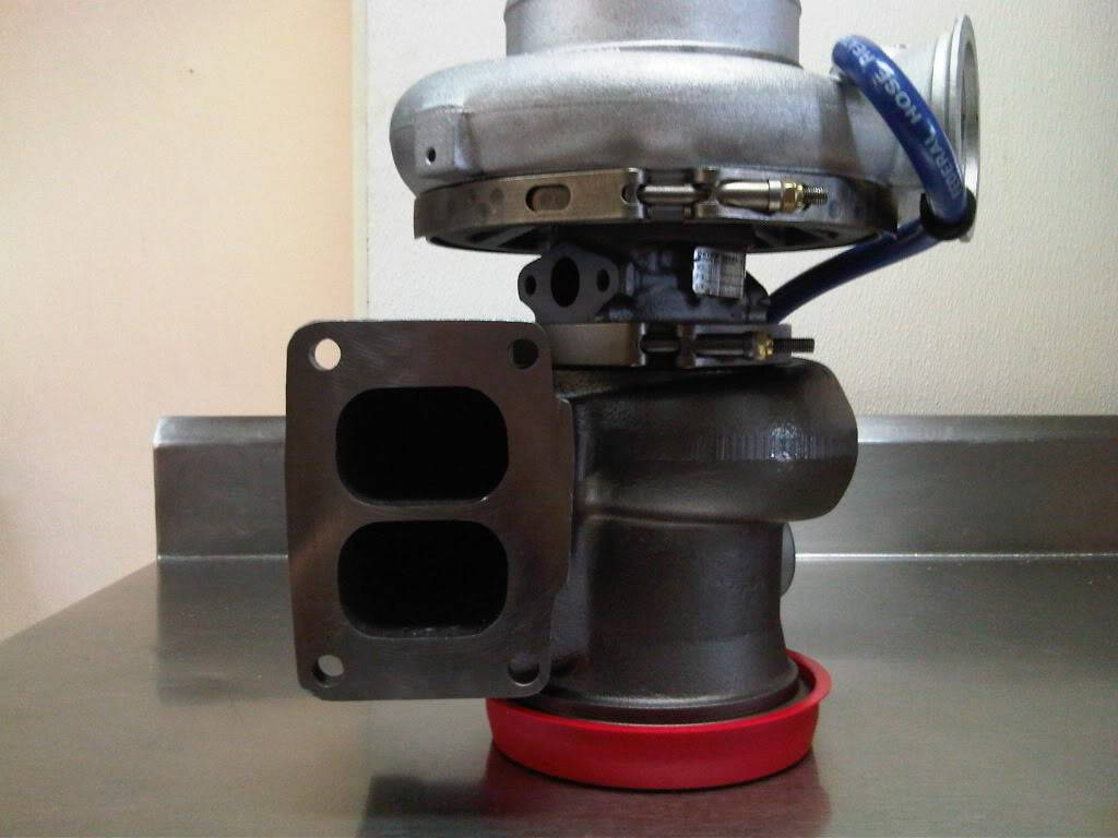 GTA42 GARRETT Turbo T6 flange 285