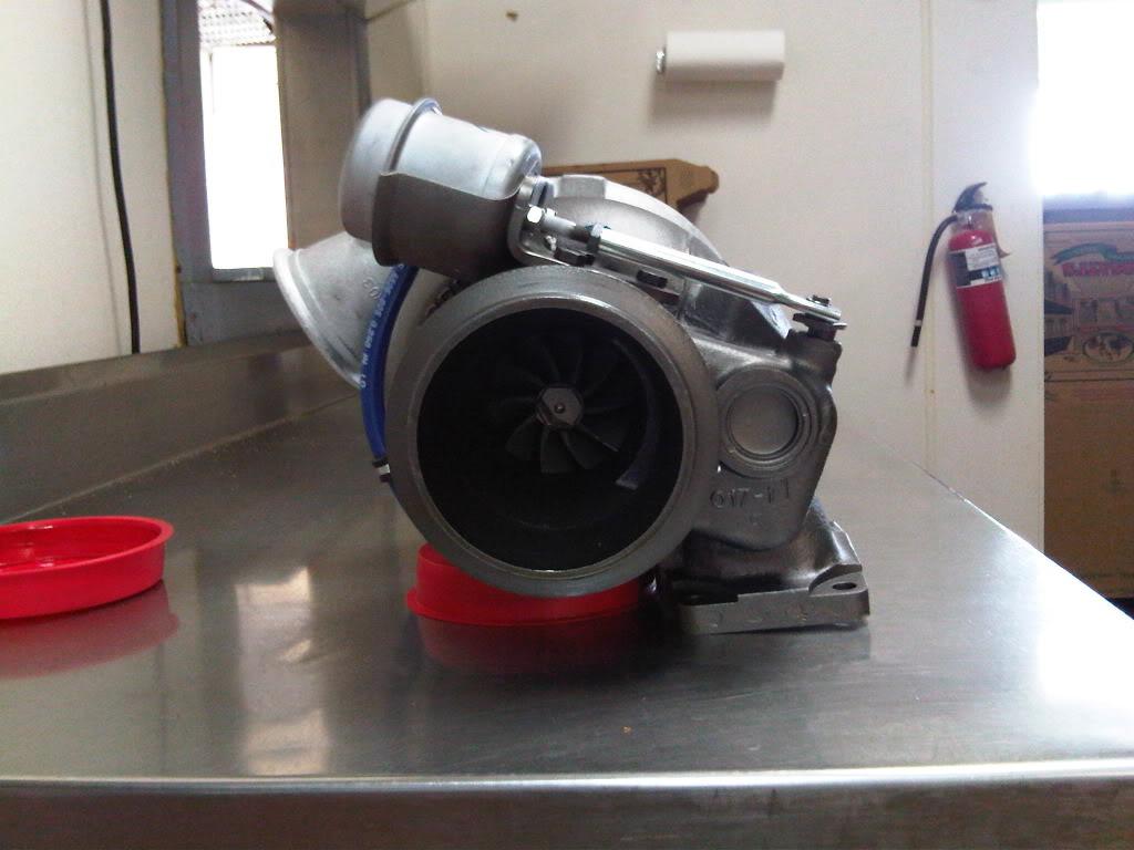 GTA42 GARRETT Turbo T6 flange 290