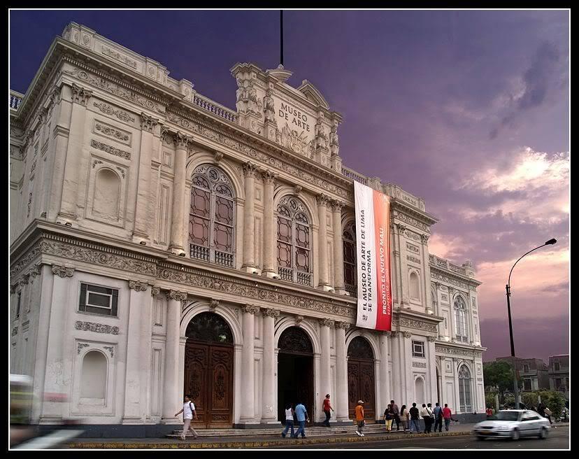 Museos de Lima · De luxe 3199095105_0289df1539_oDC