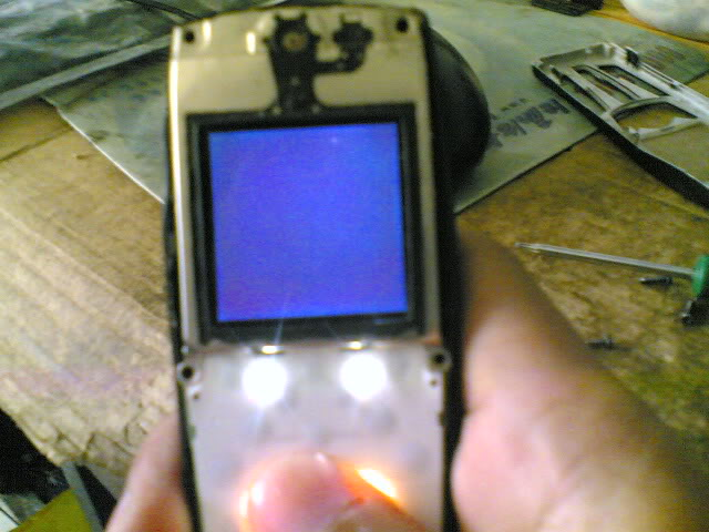 7250 blue screen done... 72501