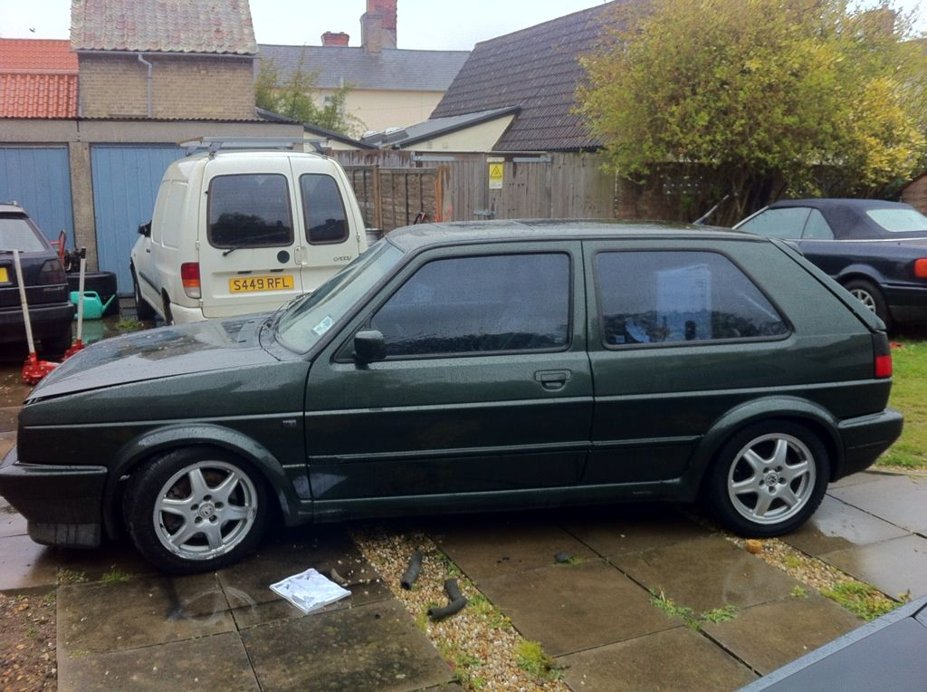Mk2 vr6 project 9c5a6a49