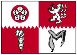 Post your country's flag Leicestershire